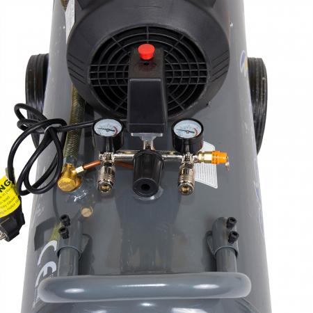 Stager HM3100V compresor aer, 100L, 8bar, 356L/min, monofazat, angrenare directa2