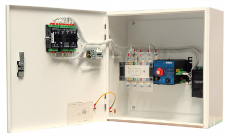 Stager YA400160F124 automatizare trifazata 160A1