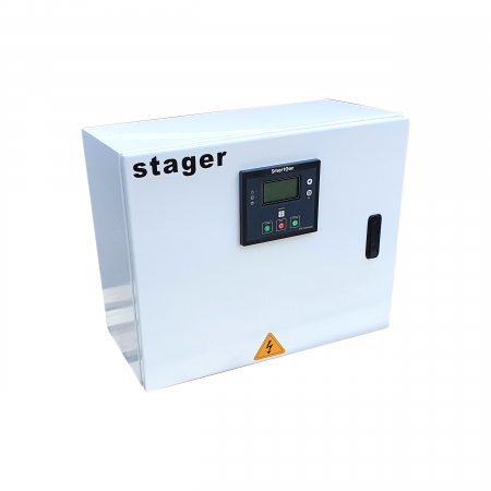Stager YA40063F12 automatizare trifazata 63A, 12Vcc0