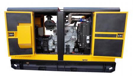Stager YDY100S3 Generator insonorizat diesel trifazat 91kVA, 131A, 1500rpm0