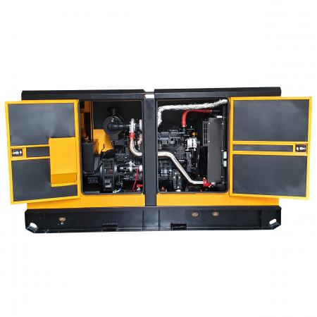 Stager YDY138S3 Generator insonorizat diesel trifazat 125kVA, 180A, 1500rpm2