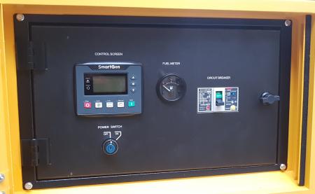 Stager YDY18S3-E Generator insonorizat diesel trifazat 16kVA, 23A, 1500rpm1