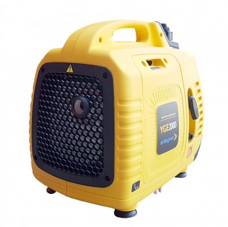 Stager YGE2000i Generator digital invertor monofazat, 1.8kW, benzina, pornire la sfoara [0]