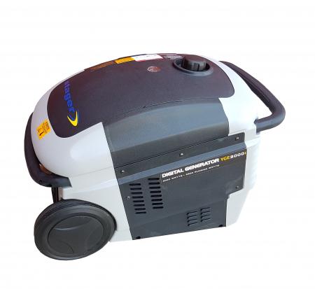 Stager YGE3000i Generator digital invertor monofazat, 2.8kW, benzina, pornire la sfoara0