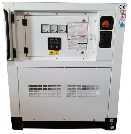 Tide Power TC40C-T Generatorl insonorizat diesel trifazat, 40kVA, 57A, 1500rpm cu automatizare1