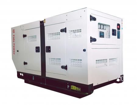 Tide Power TC40C-T Generatorl insonorizat diesel trifazat, 40kVA, 57A, 1500rpm cu automatizare2