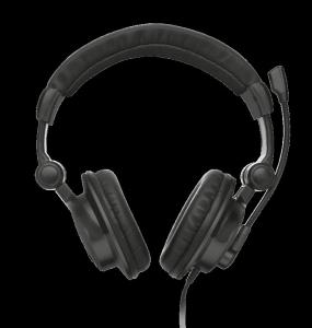 Casti cu microfon Trust Como, Cu fir, Jack 3.5 mm, Negru0