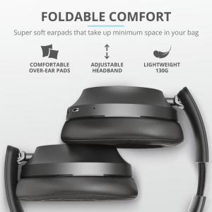 Trust Eaze Wireless Over-ear Headphones5