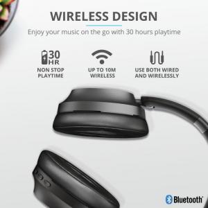 Trust Eaze Wireless Over-ear Headphones4