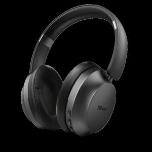 Trust Eaze Wireless Over-ear Headphones0