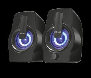 Trust Gemi RGB 2.0 Speaker Set - black0