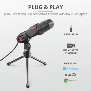 Trust GXT 212 Mico USB Mic2