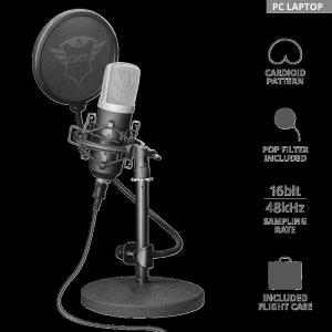 Microfon Trust Emita GXT2521