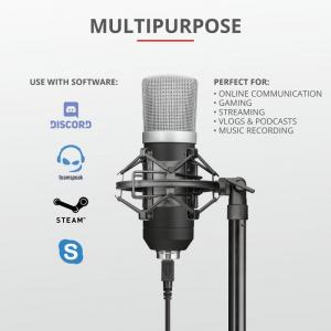 Microfon Trust Emita GXT2523