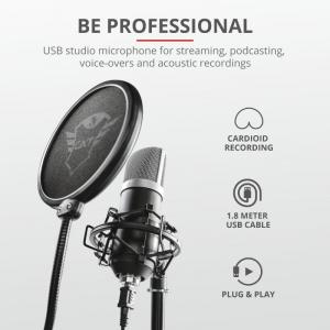 Microfon Trust Emita GXT2522