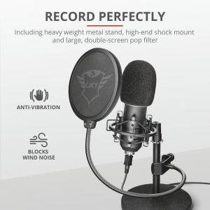 Microfon Trust Emita GXT2524