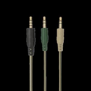 Casti Gaming Trust GXT 322C Carus, Microfon, Jack 3.5mm (Verde)6