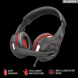 Trust GXT 407 Ravu Illuminated Headset1