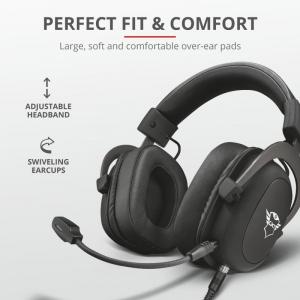 Trust GXT 414 Zamak Premium Headset5