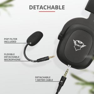 Trust GXT 414 Zamak Premium Headset4