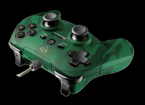 Trust GXT 540C Yula Wired Gamepad camo2