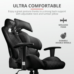 Trust GXT 707 Resto Gaming Chair - black2