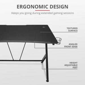 Trust GXT 711 Dominus Gaming Desk10