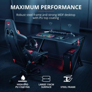 Trust GXT 711 Dominus Gaming Desk15