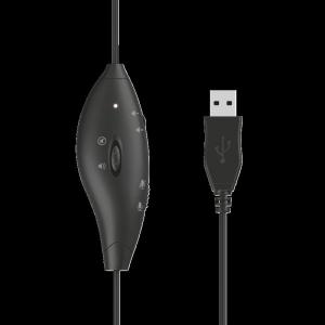 Casti cu microfon Trust Mauro USB Headset for PC and laptop 175915