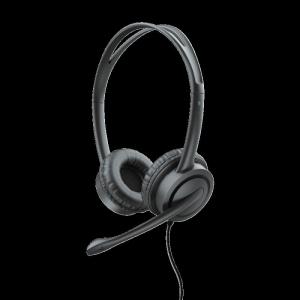Casti cu microfon Trust Mauro USB Headset for PC and laptop 175911