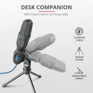 Trust Mico USB Microphone for PC/laptop4