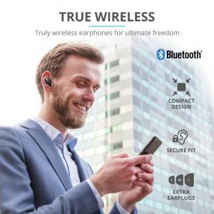 Trust Nika Compact Bluetooth Earphones8