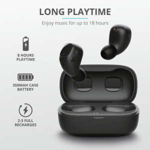 Trust Nika Compact Bluetooth Earphones6