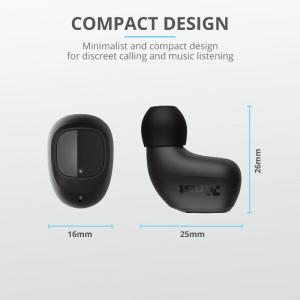 Trust Nika Compact Bluetooth Earphones1