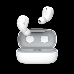Trust Nika TWS Bluetooth Earphones White0