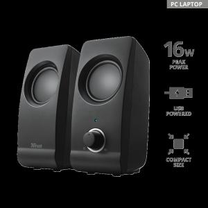 Boxe Stereo Trust Remo 2.0 Speaker Set TR-175951