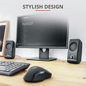 Boxe Stereo Trust Remo 2.0 Speaker Set TR-175954