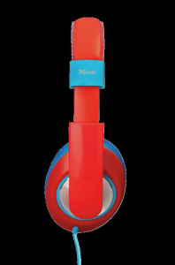 Trust Sonin Kids Headphones - red5