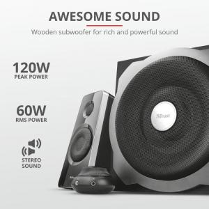 Trust Tytan 2.1 Speaker Set - black2