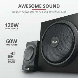 Trust Yuri 2.1 Speaker Set3