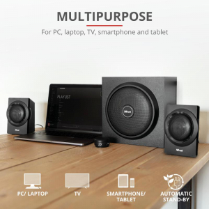 Trust Yuri 2.1 Speaker Set5