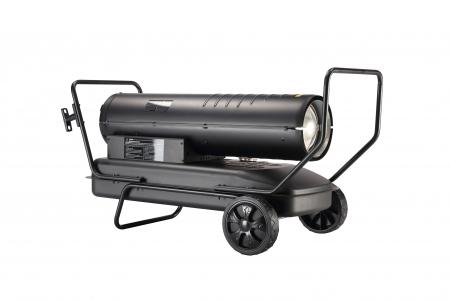 Zobo ZB-K215 Tun de aer cald, ardere directa, 63kW2
