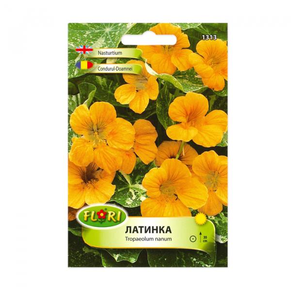 Seminte flori, Florian, Condurul doamnei, pitic, 1 g 0