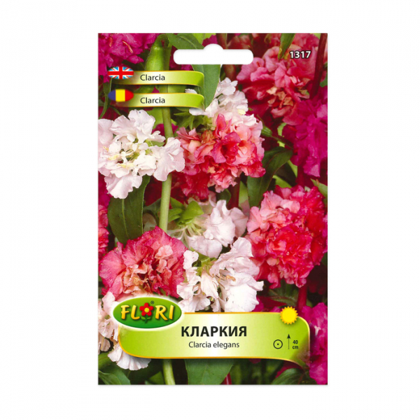 Seminte flori, Florian, Clarkia mix, 1 g [0]