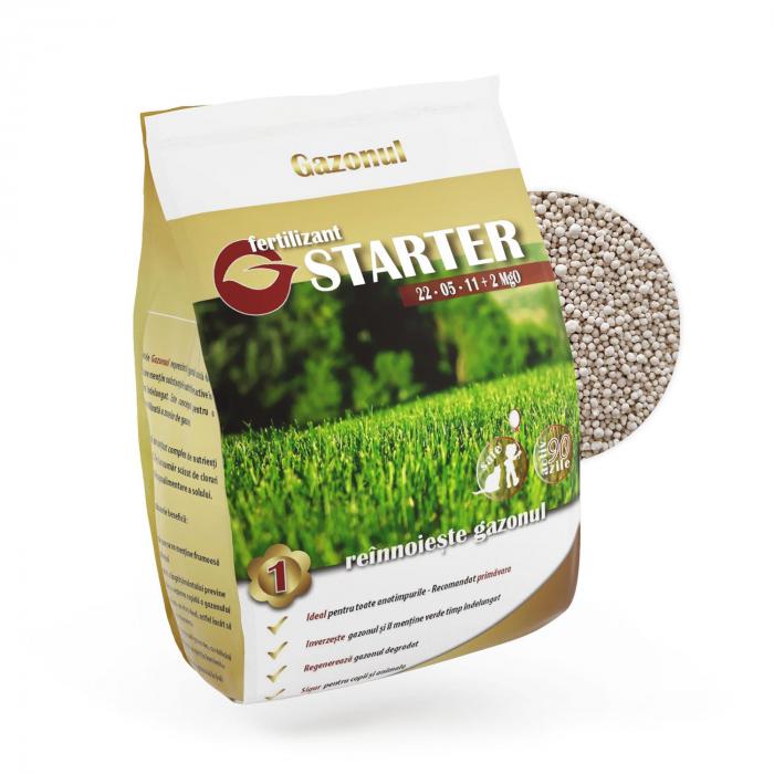 Fertilizant gazon Starter [0]