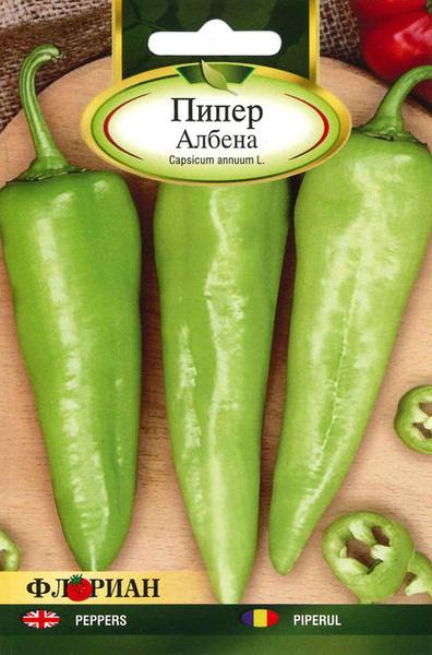 Seminte de ardei Albena, 1g 0