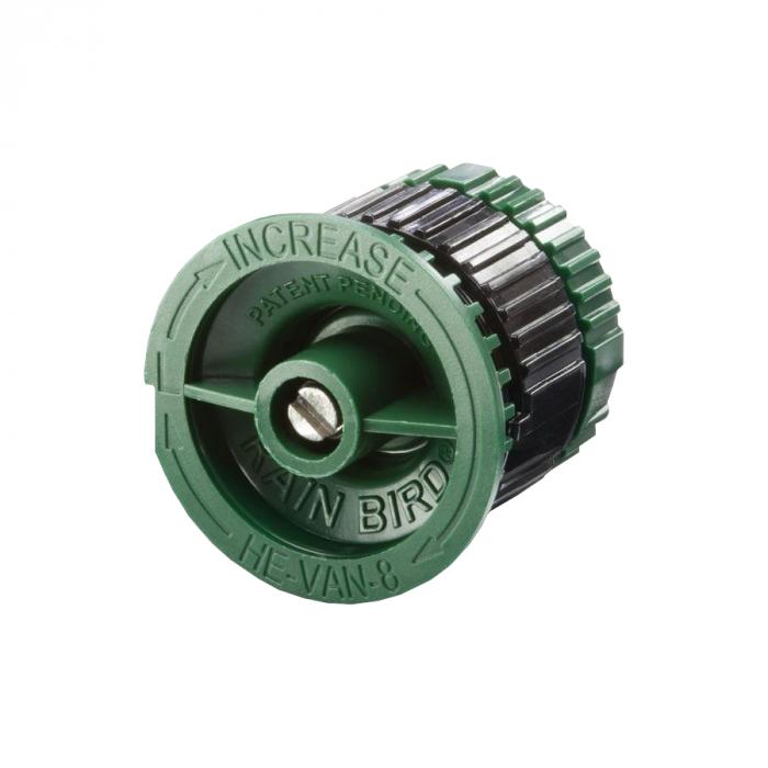 Duza He Van 8, Rain bird, reglabila, pentru aspersor irigatii, tip spray, unghi 0-360, raza 2,4m [0]