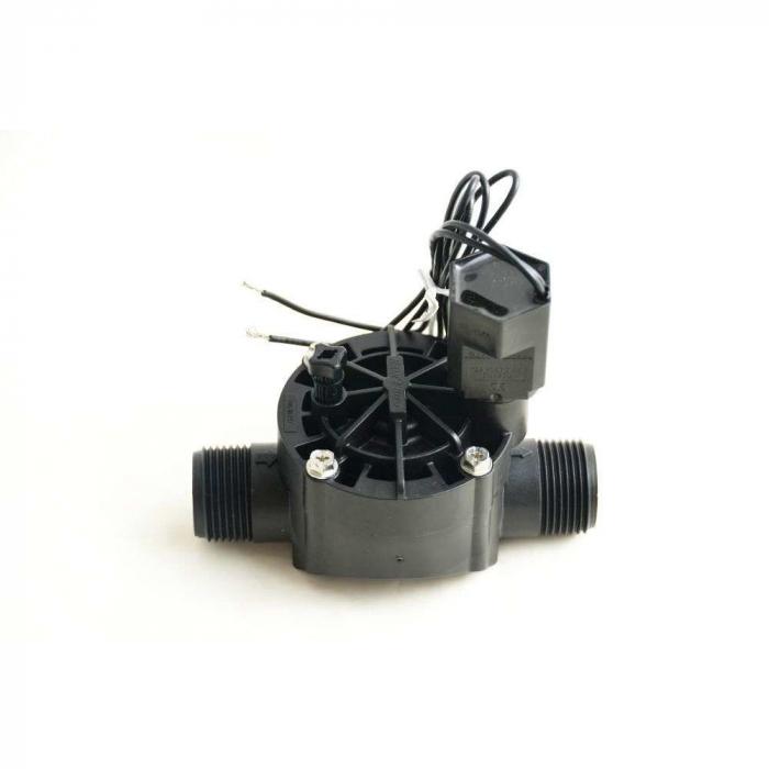 Electrovana irigatii Rainbird HV-100, cu filet exterior 1'', 24V 0