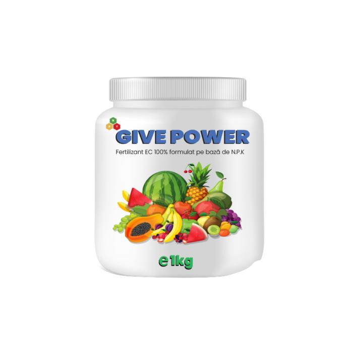 Fertilizant EC Give Power 1 kg [0]