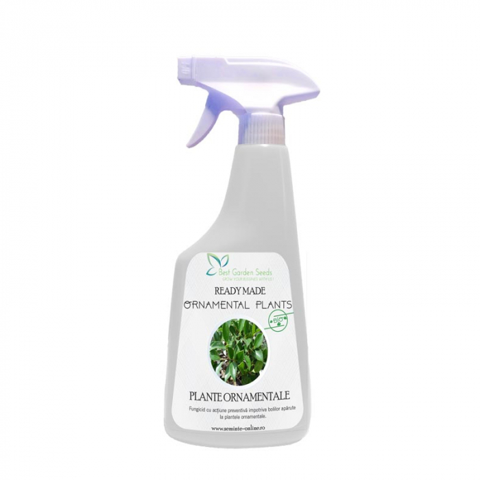Fungicid Ready Made Plante Ornamentale 500 ml 0